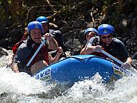 Whitewater Rafting Rio Balsa
